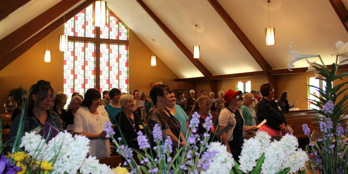 Ladies' State Meeting Worship